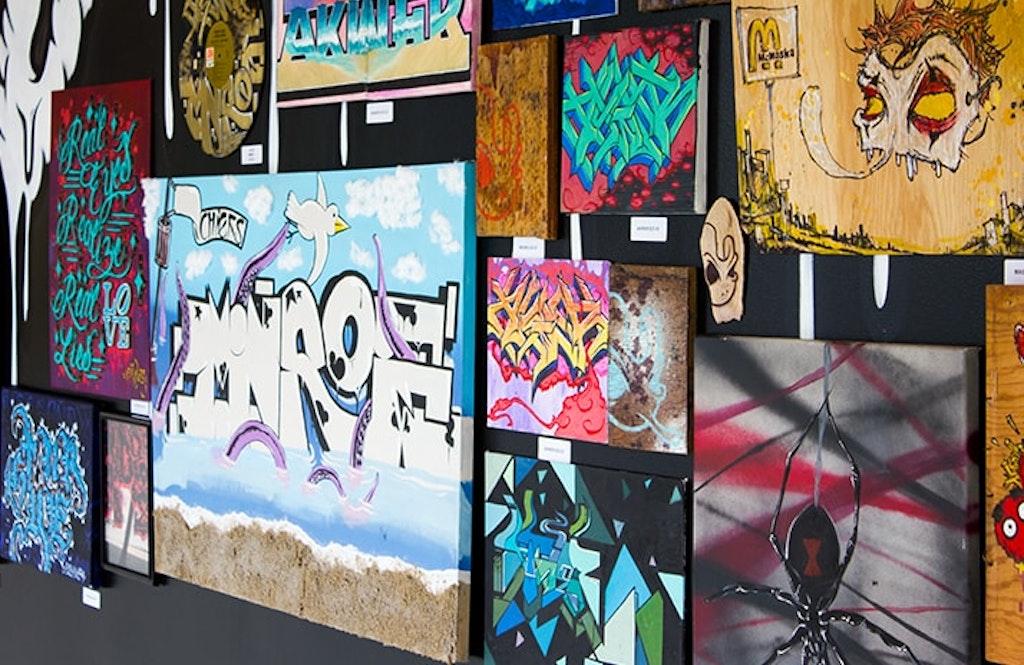 Celebrating street art in San Jose