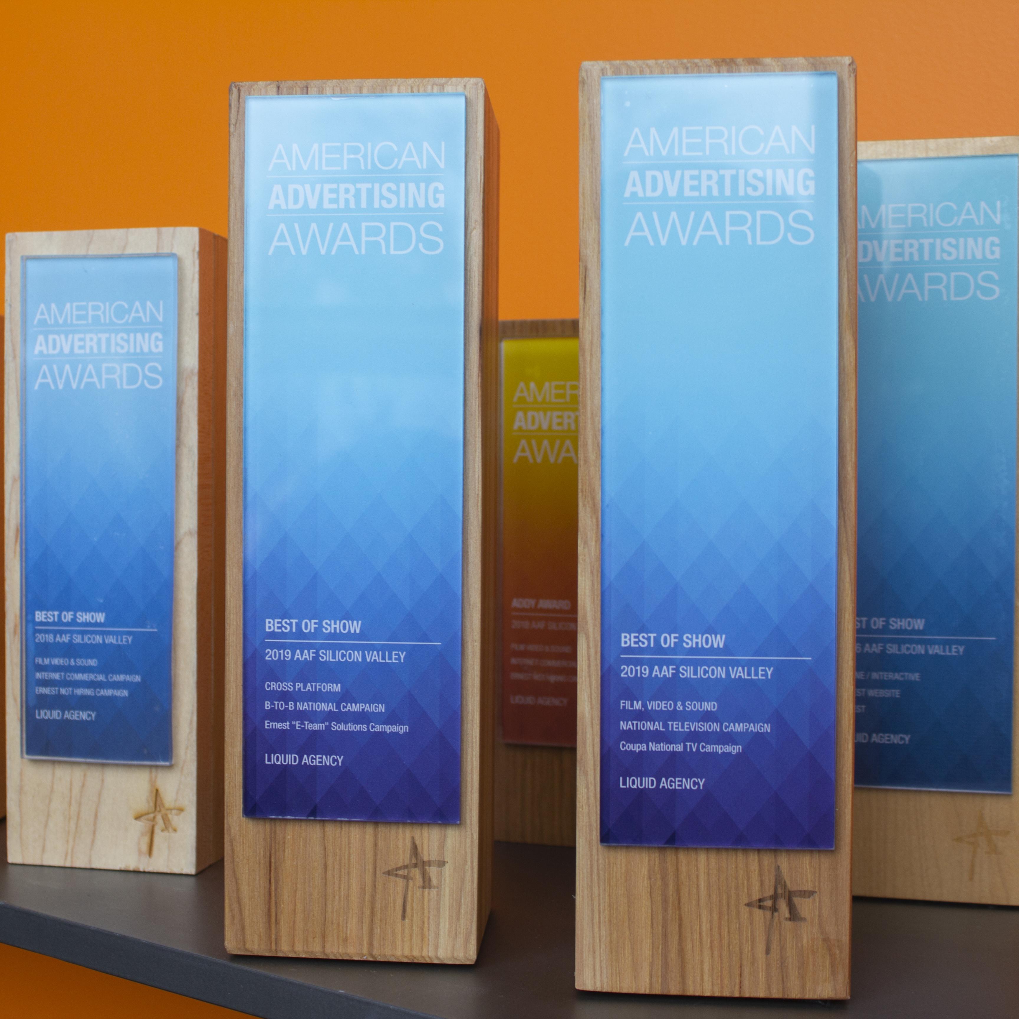 addy awards square