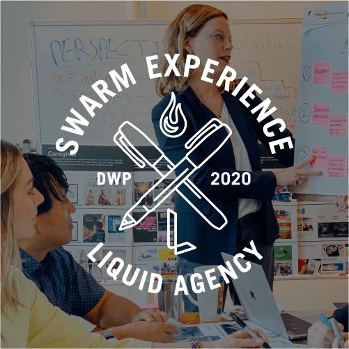 Design Week Portland Swarm Experience